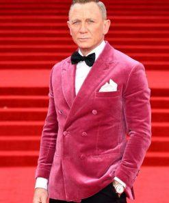 Premiere-James-Bond-Pink-Velvet-Blazer