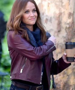 The-Morning-Show-S02-Reese-Witherspoon-Maroon-Jacket